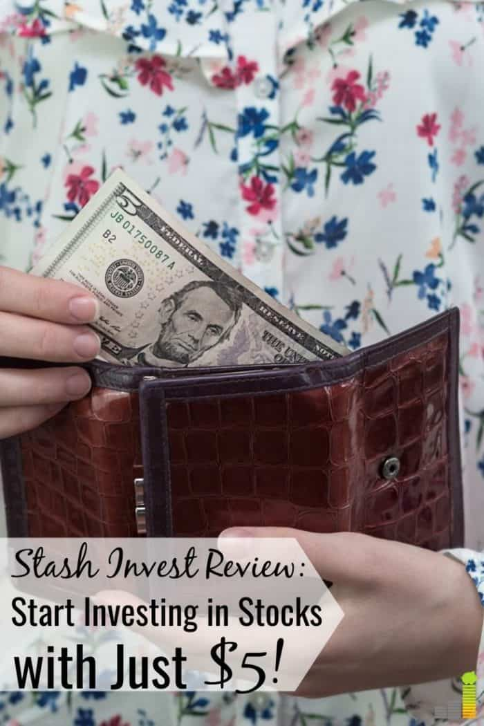 Stash Invest Review: Start Investing With $5