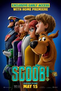 Scoob! * Great Family Movie with Terrific Characters and an Amazing Mystery