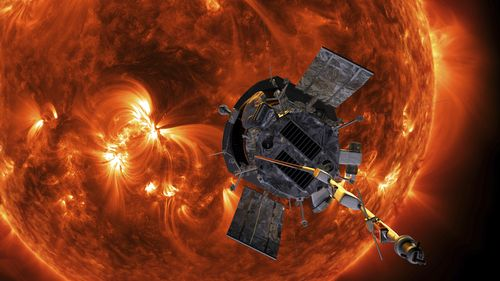 Is the Sun waking up? NASA records biggest solar flare in three years