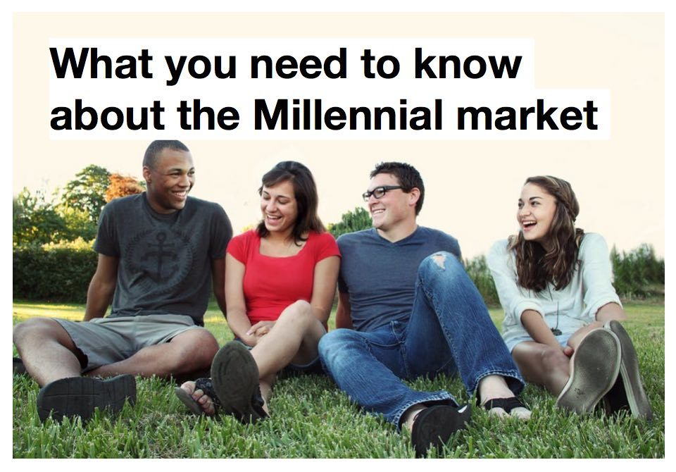What Should Real Estate Agents Know About the Millennial Market?