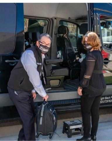 Longmont Shuttle Offers Community More Than Just a Ride