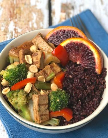 31 Easy Vegan Dinner Recipes (Ready in 30 Minutes or Less!)
